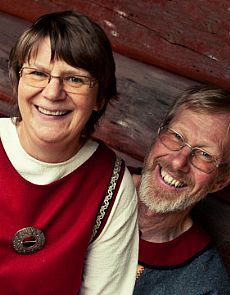 Gudrun og Ole Karl
