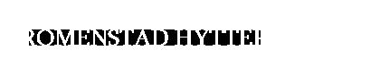 Romenstad Hytter